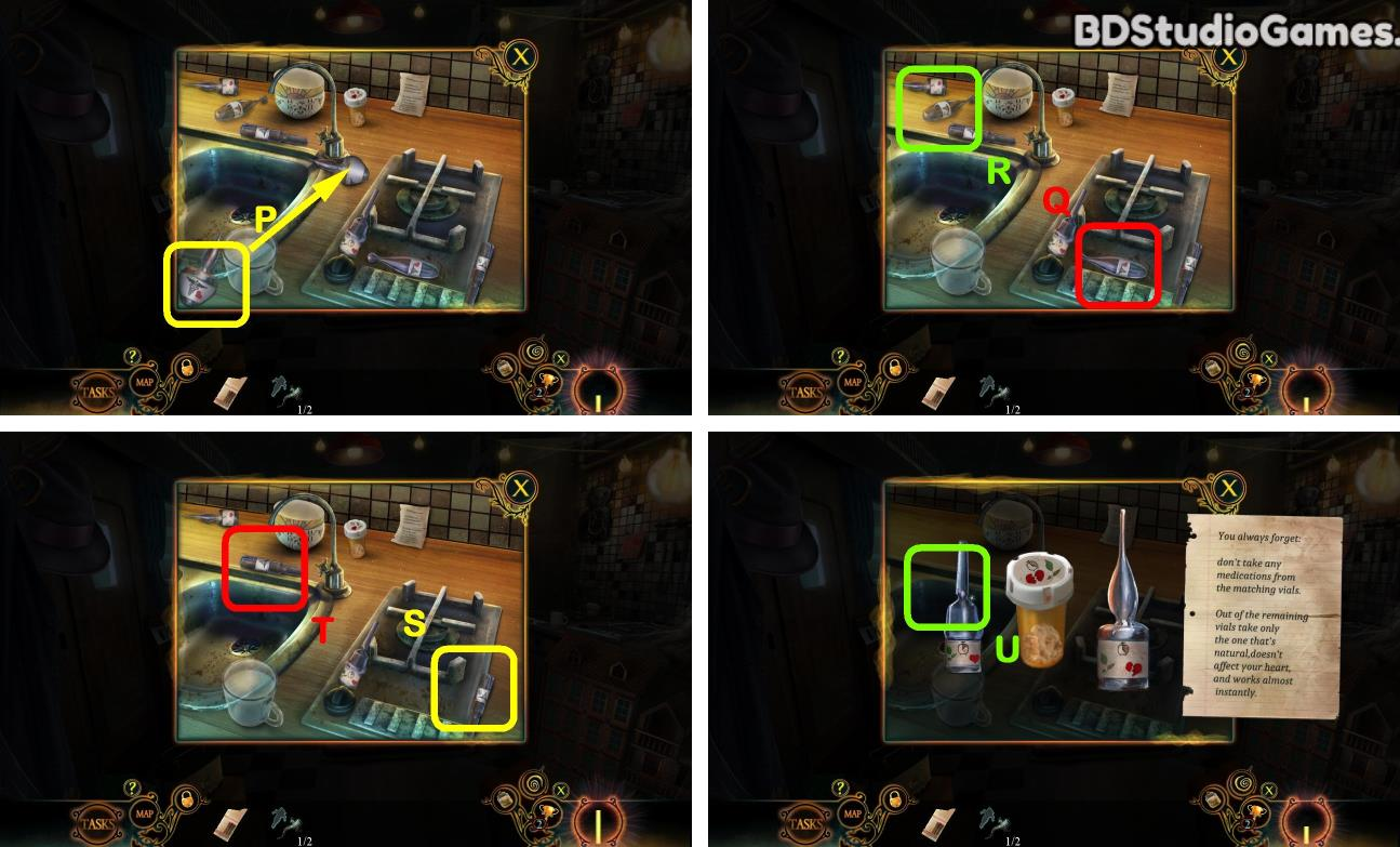 Phantasmat: Deja Vu Walkthrough Screenshot 0125