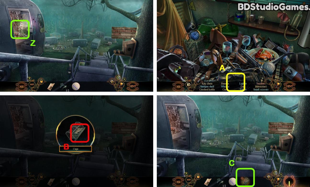 Phantasmat: Deja Vu Walkthrough Screenshot 0127