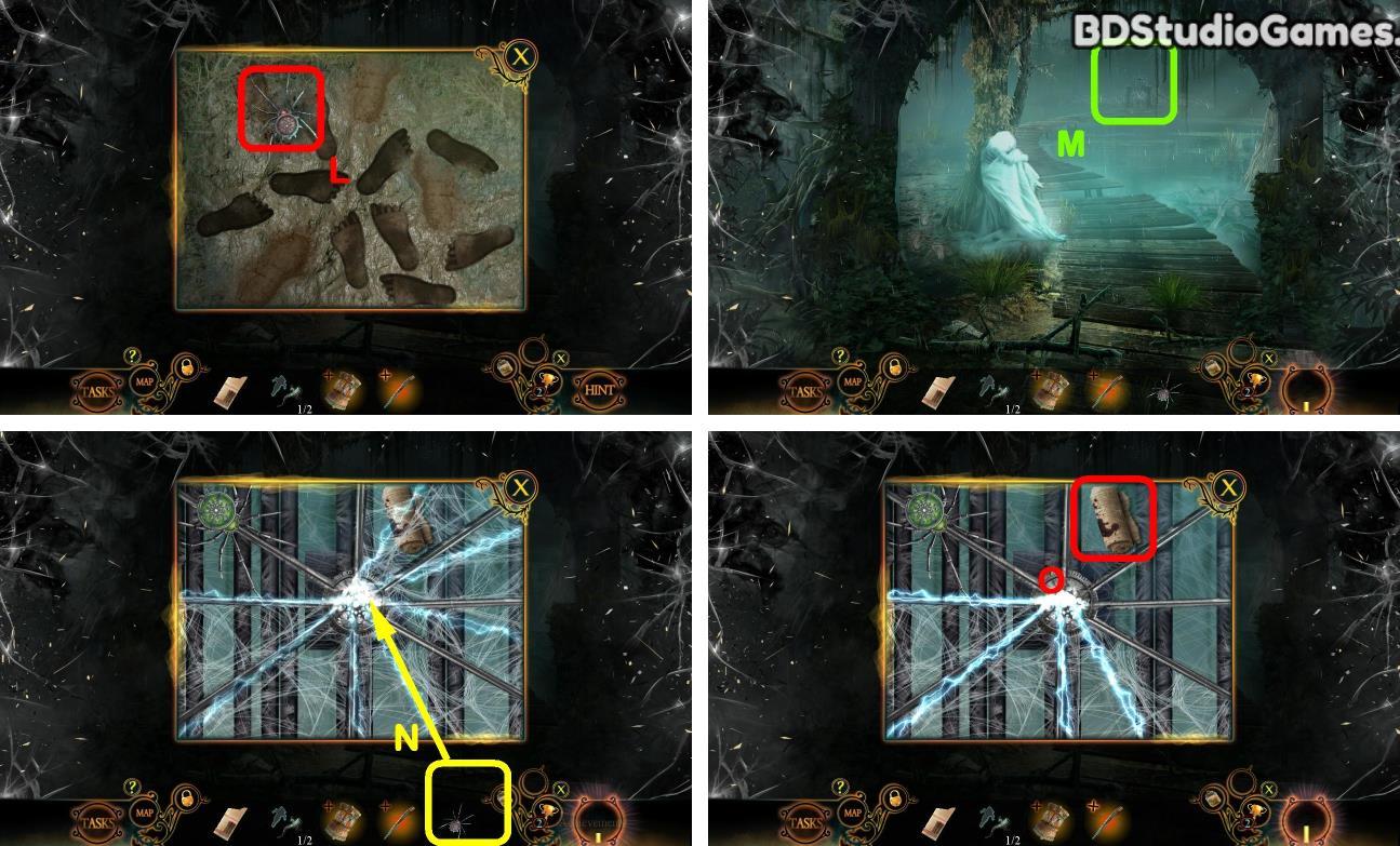 Phantasmat: Deja Vu Walkthrough Screenshot 0143