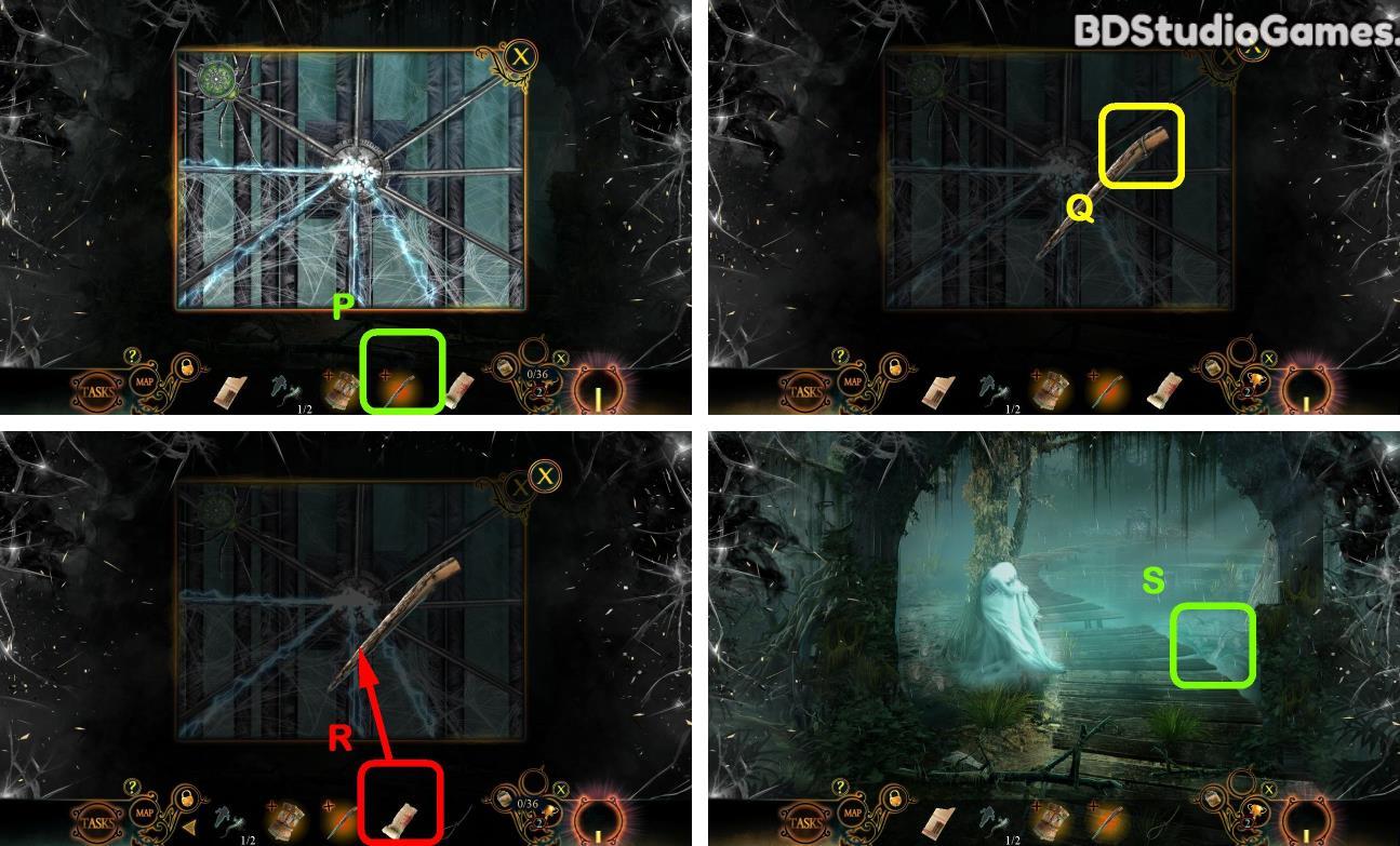 Phantasmat: Deja Vu Walkthrough Screenshot 0144
