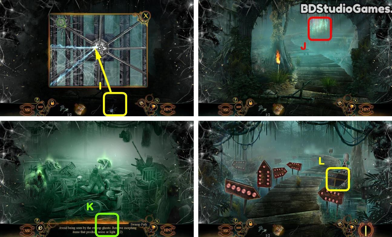 Phantasmat: Deja Vu Walkthrough Screenshot 0148