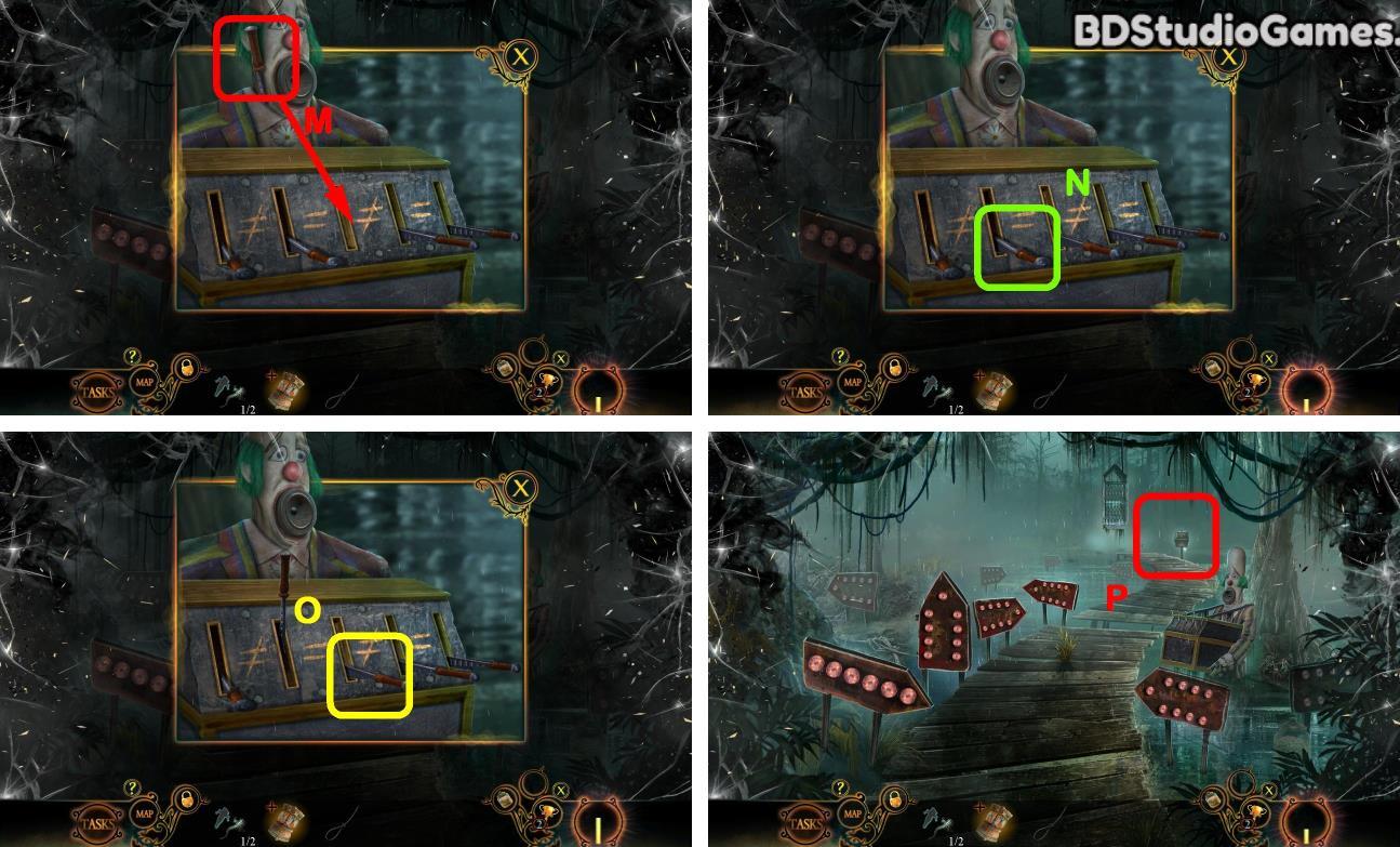 Phantasmat: Deja Vu Walkthrough Screenshot 0149