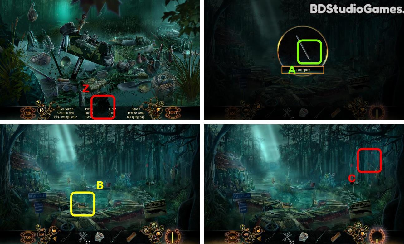 Phantasmat: Deja Vu Walkthrough Screenshot 0158