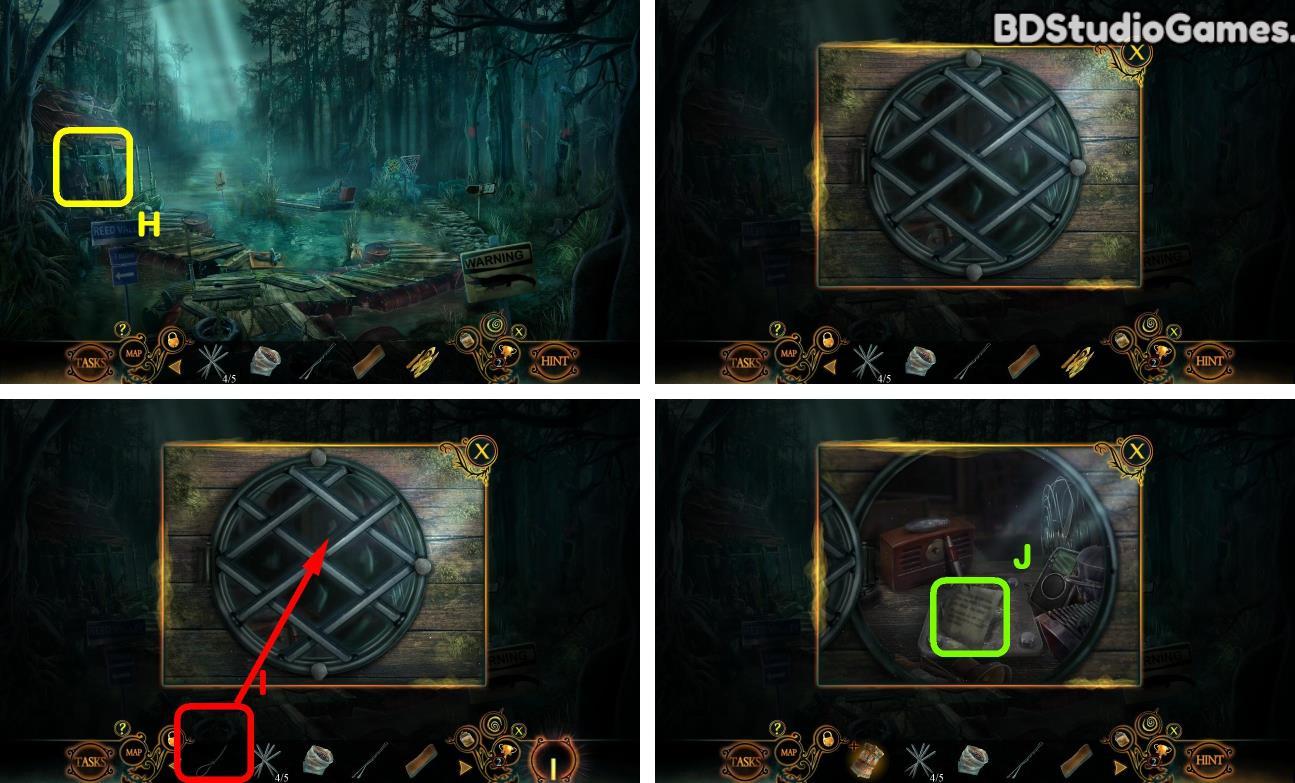 Phantasmat: Deja Vu Walkthrough Screenshot 0160