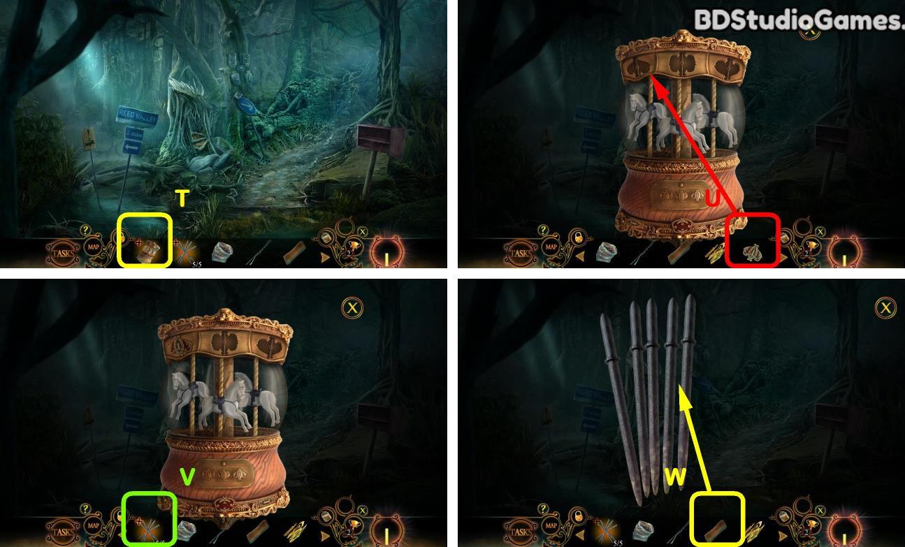 Phantasmat: Deja Vu Walkthrough Screenshot 0163