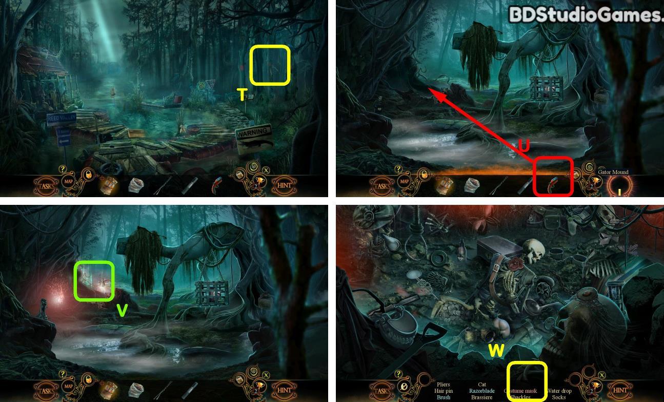 Phantasmat: Deja Vu Walkthrough Screenshot 0169