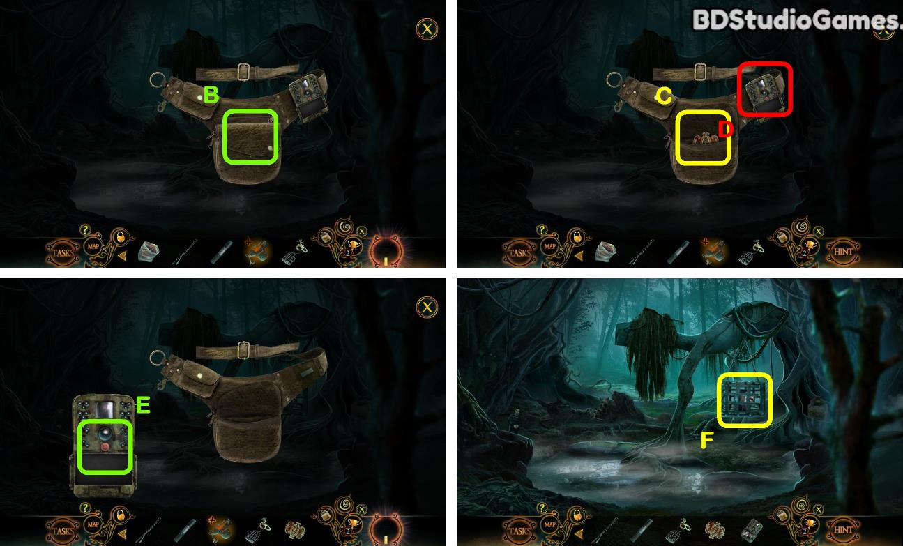 Phantasmat: Deja Vu Walkthrough Screenshot 0171