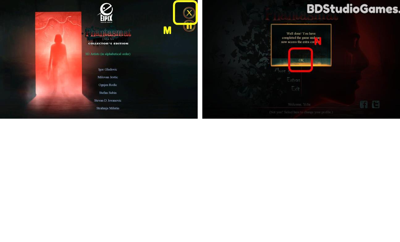 Phantasmat: Deja Vu Walkthrough Screenshot 0180