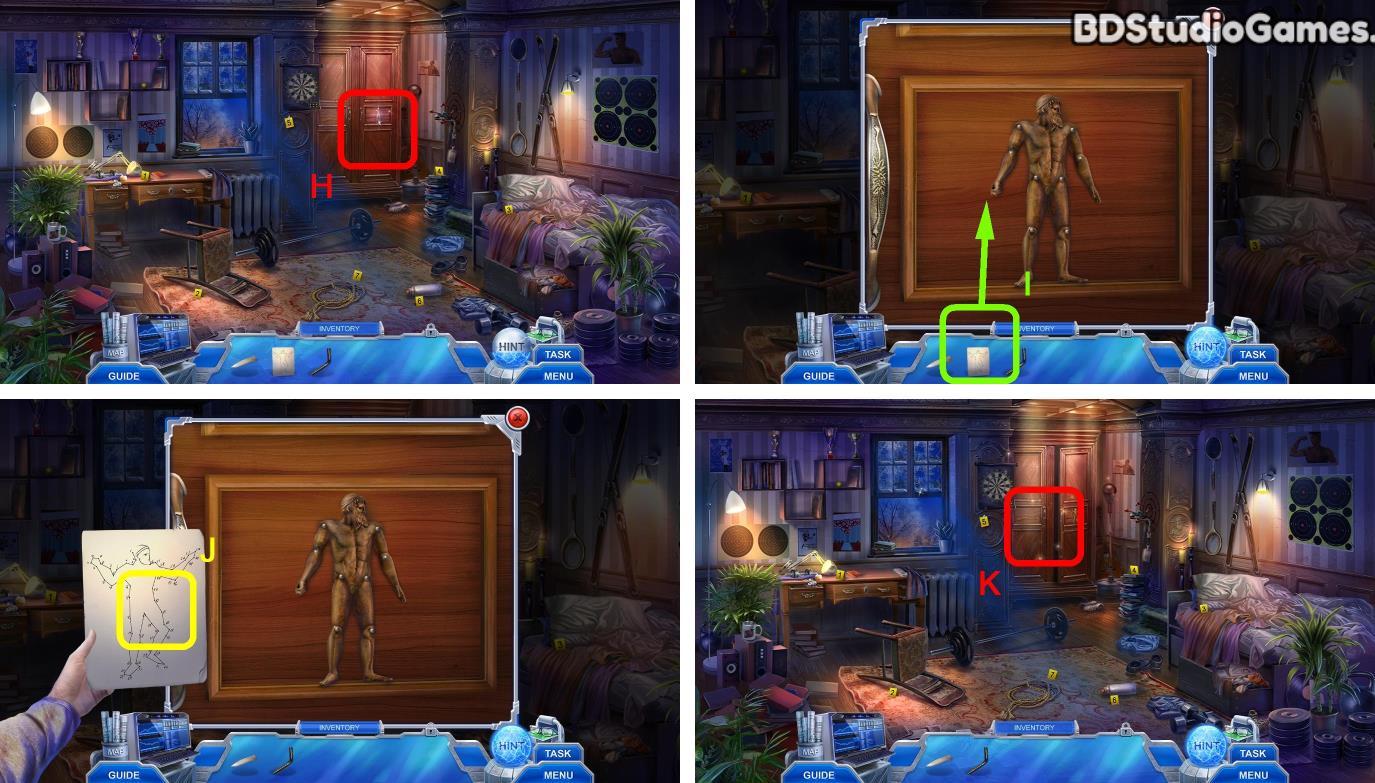Punished Talents: Dark Knowledge Walkthrough Screenshot 0140