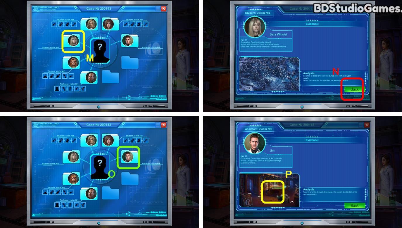 Punished Talents: Dark Knowledge Walkthrough Screenshot 0154