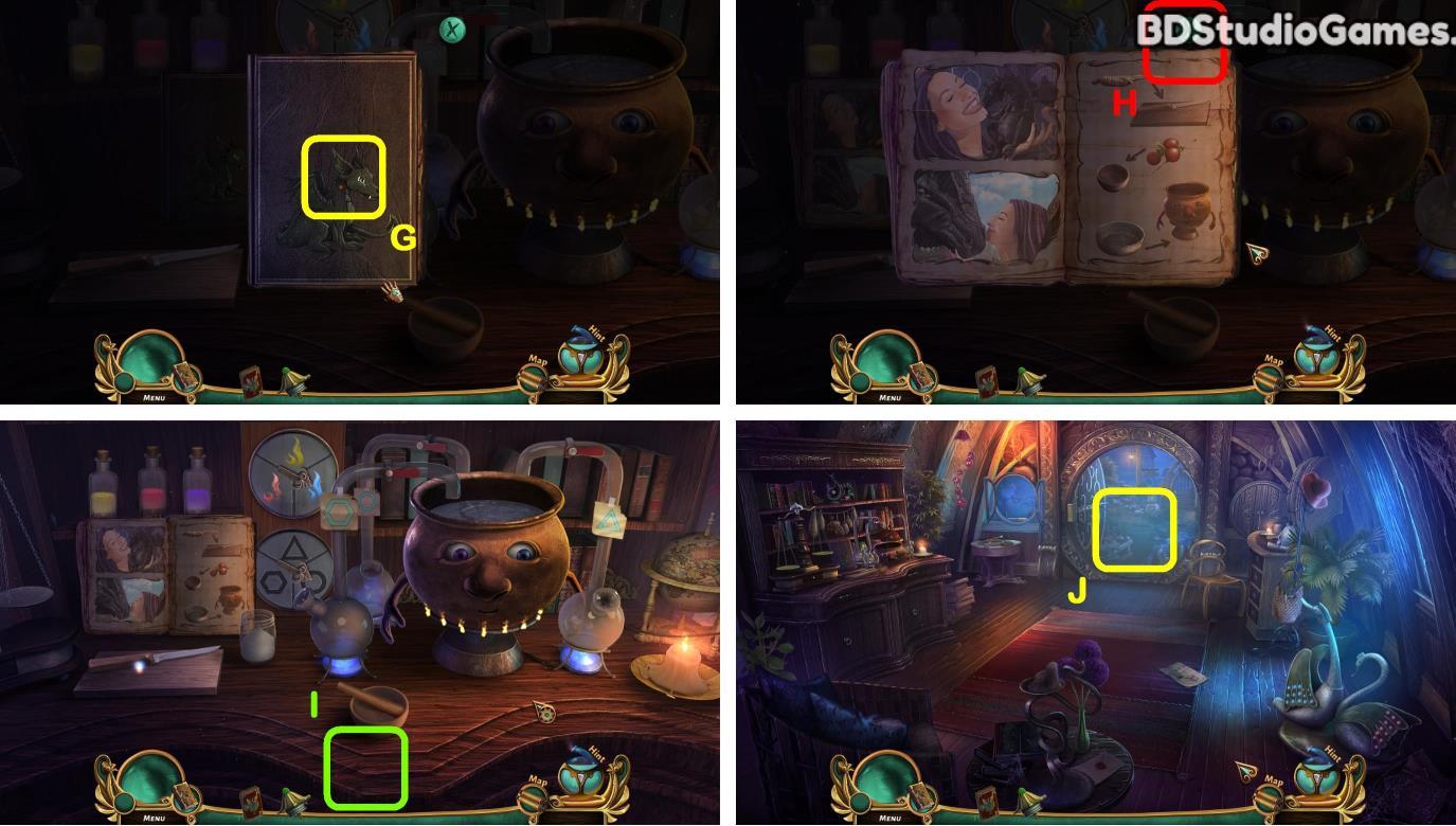 Queens Quest 5: Symphony of Death Walkthrough Screenshot 0007