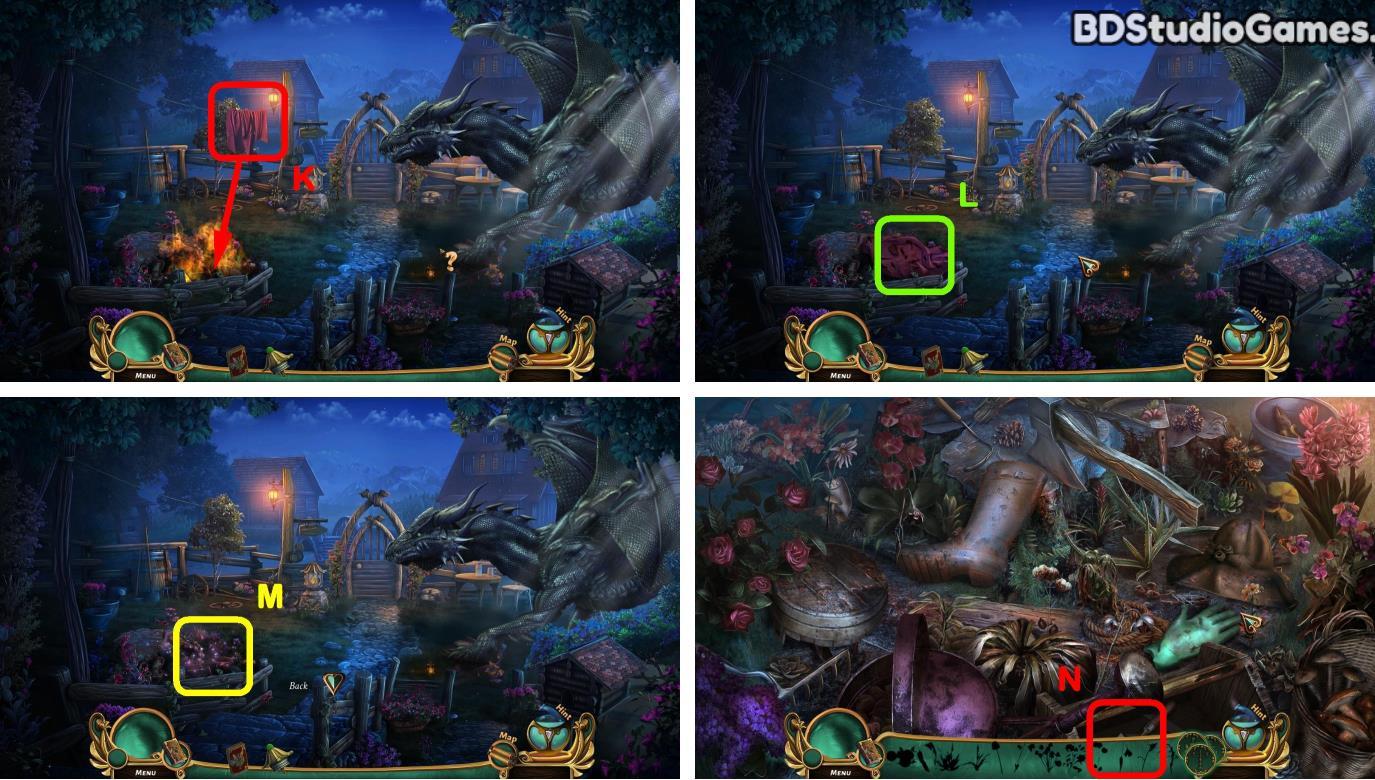 Queens Quest 5: Symphony of Death Walkthrough Screenshot 0008