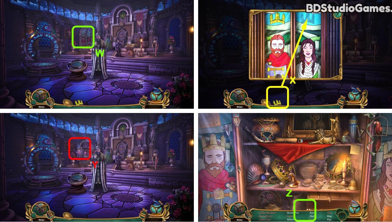 Queens Quest 5: Symphony of Death Walkthrough Screenshot 0024