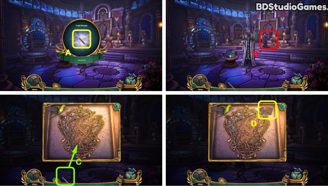 Queens Quest 5: Symphony of Death Walkthrough Screenshot 0025