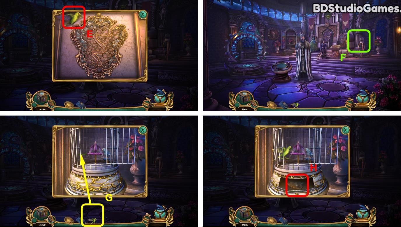 Queens Quest 5: Symphony of Death Walkthrough Screenshot 0026
