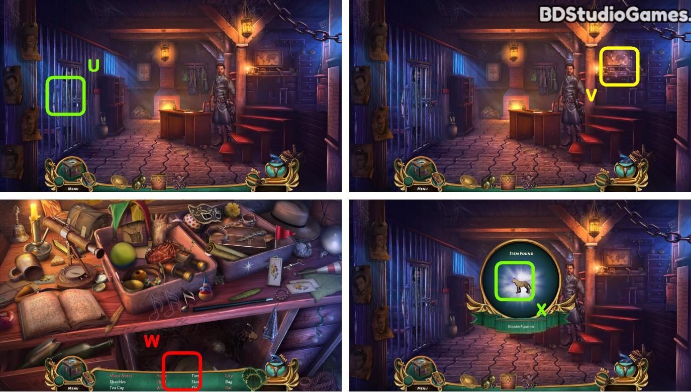 Queens Quest 5: Symphony of Death Walkthrough Screenshot 0030