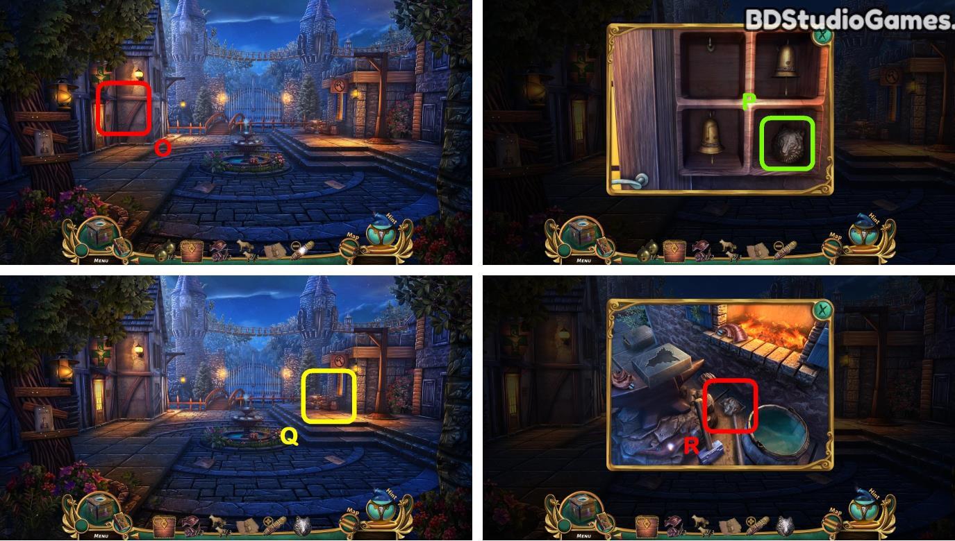 Queens Quest 5: Symphony of Death Walkthrough Screenshot 0035