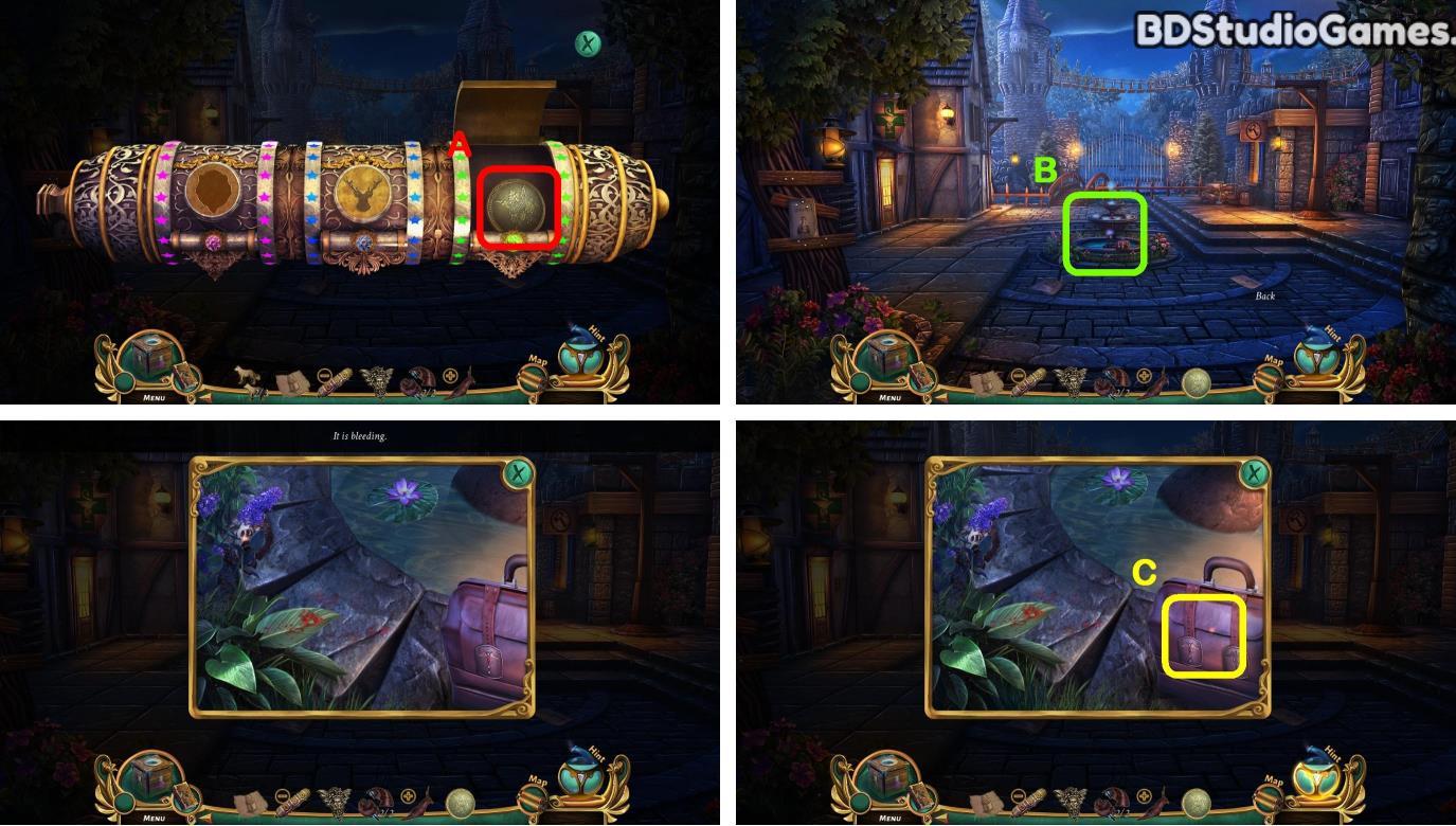 Queens Quest 5: Symphony of Death Walkthrough Screenshot 0038