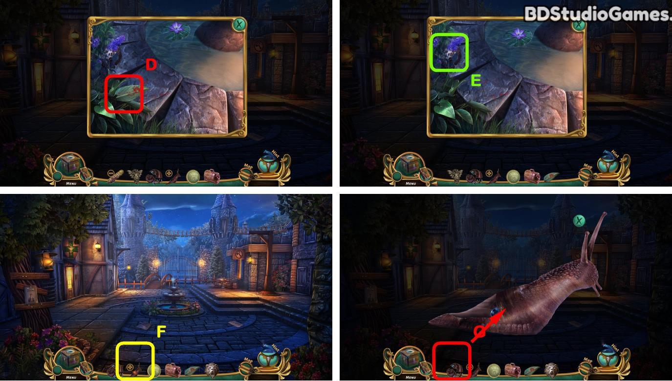 Queens Quest 5: Symphony of Death Walkthrough Screenshot 0039