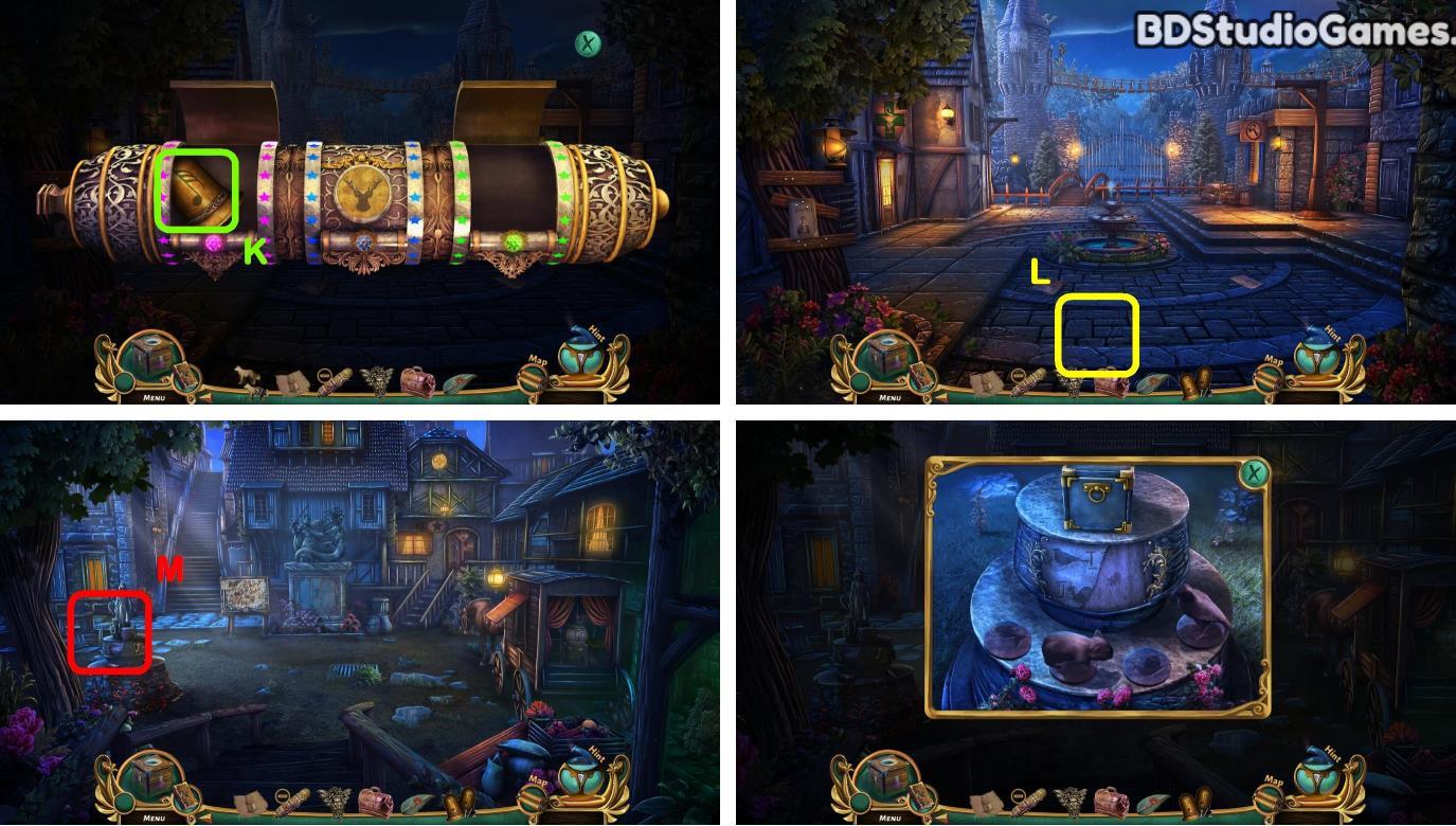 Queens Quest 5: Symphony of Death Walkthrough Screenshot 0041