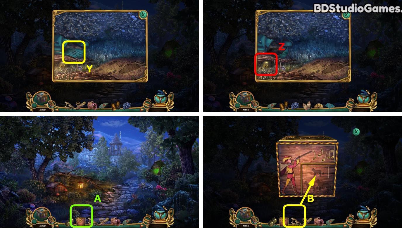 Queens Quest 5: Symphony of Death Walkthrough Screenshot 0051
