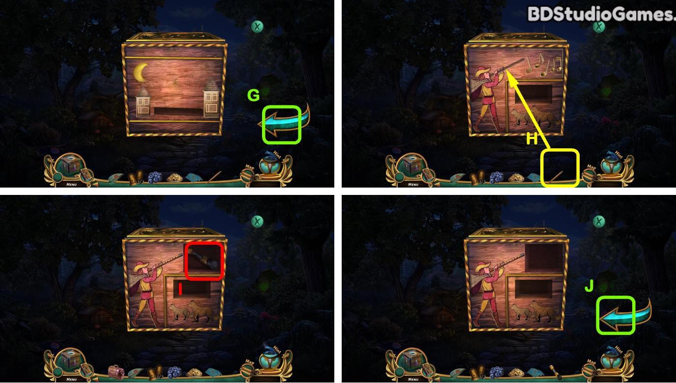 Queens Quest 5: Symphony of Death Walkthrough Screenshot 0053