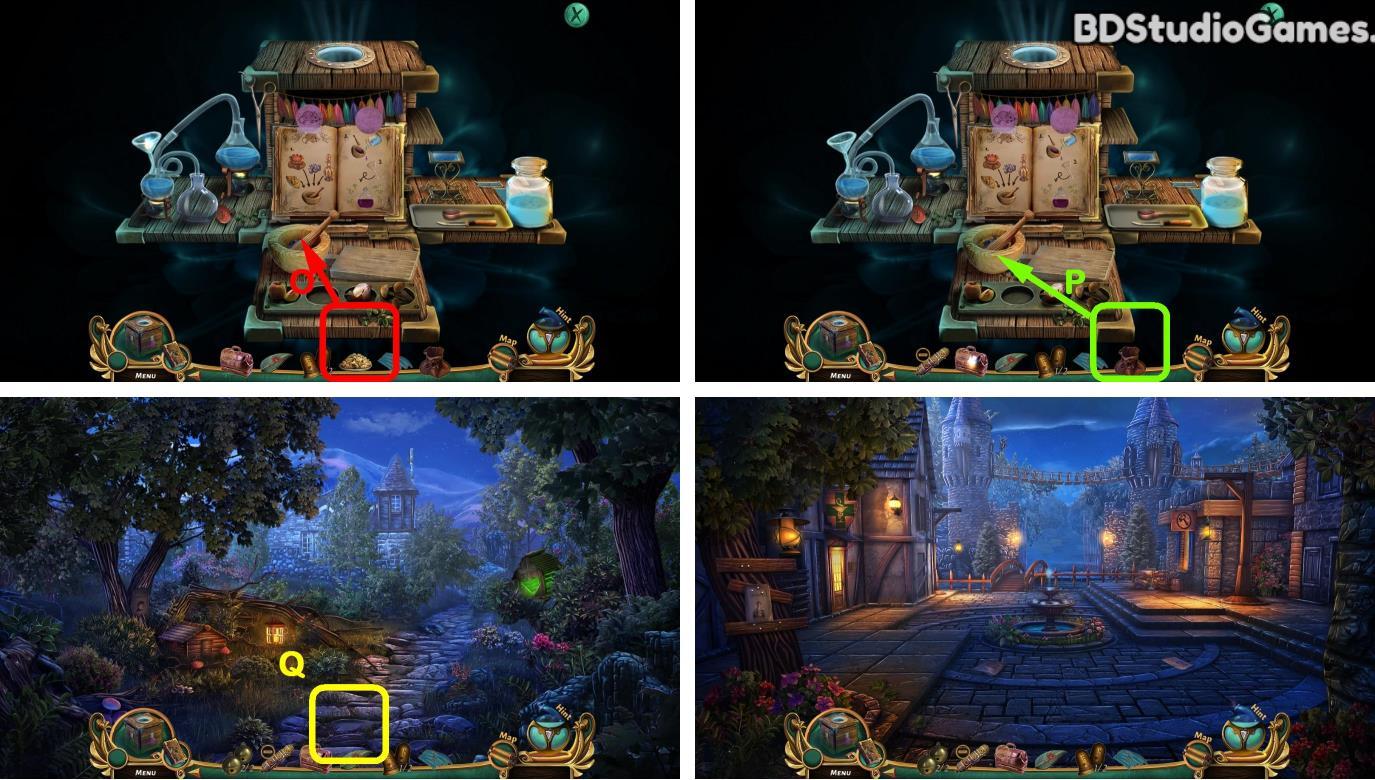 Queens Quest 5: Symphony of Death Walkthrough Screenshot 0055