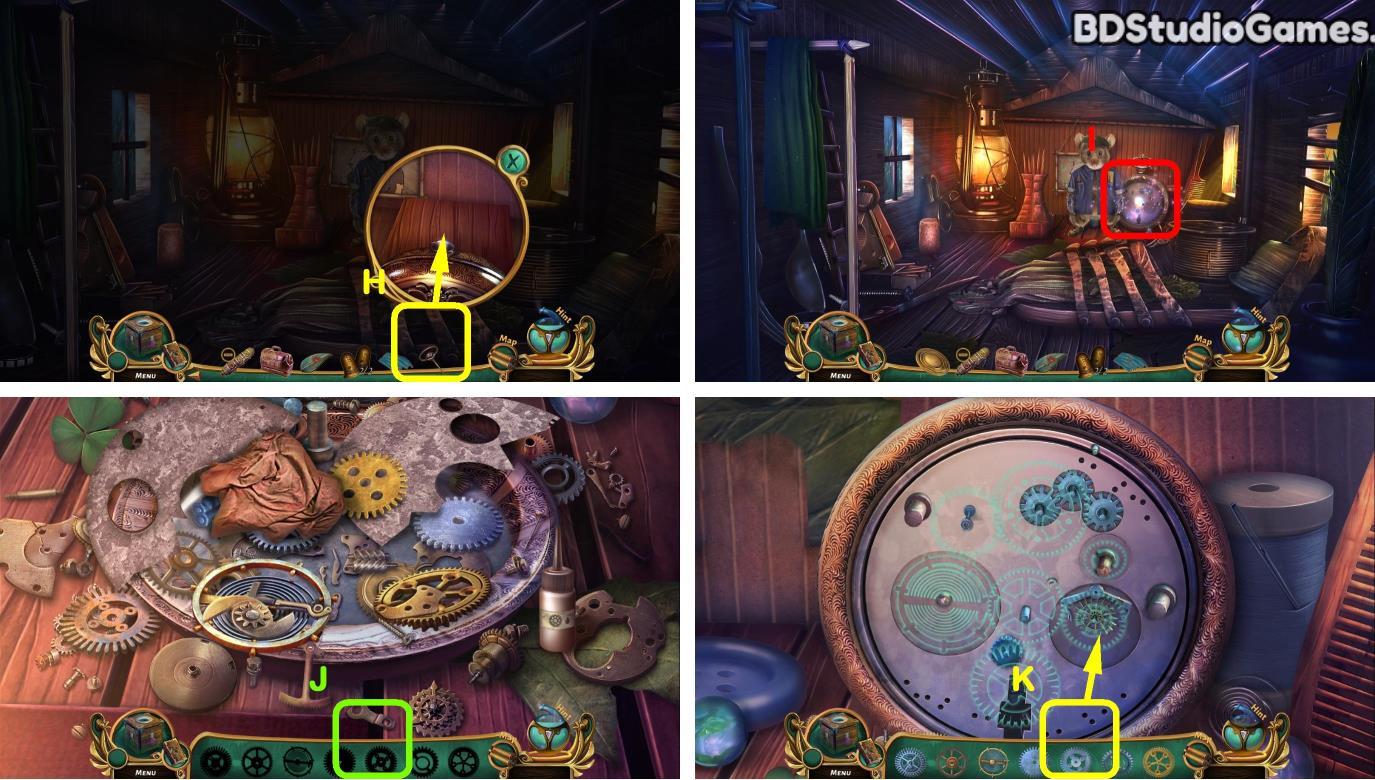 Queens Quest 5: Symphony of Death Walkthrough Screenshot 0060