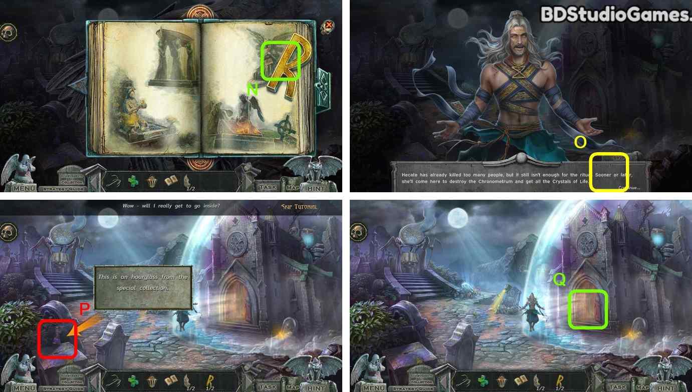 Redemption Cemetery: The Stolen Time Walkthrough Screenshot 0006