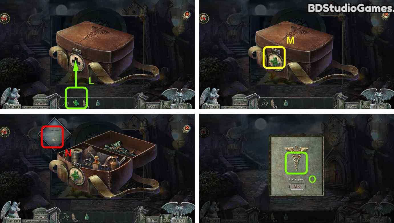 Redemption Cemetery: The Stolen Time Walkthrough Screenshot 0012