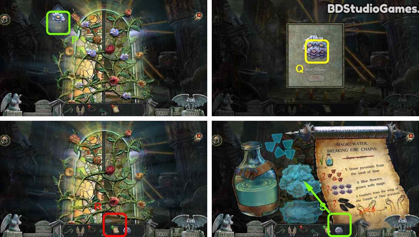 Redemption Cemetery: The Stolen Time Walkthrough Screenshot 0020