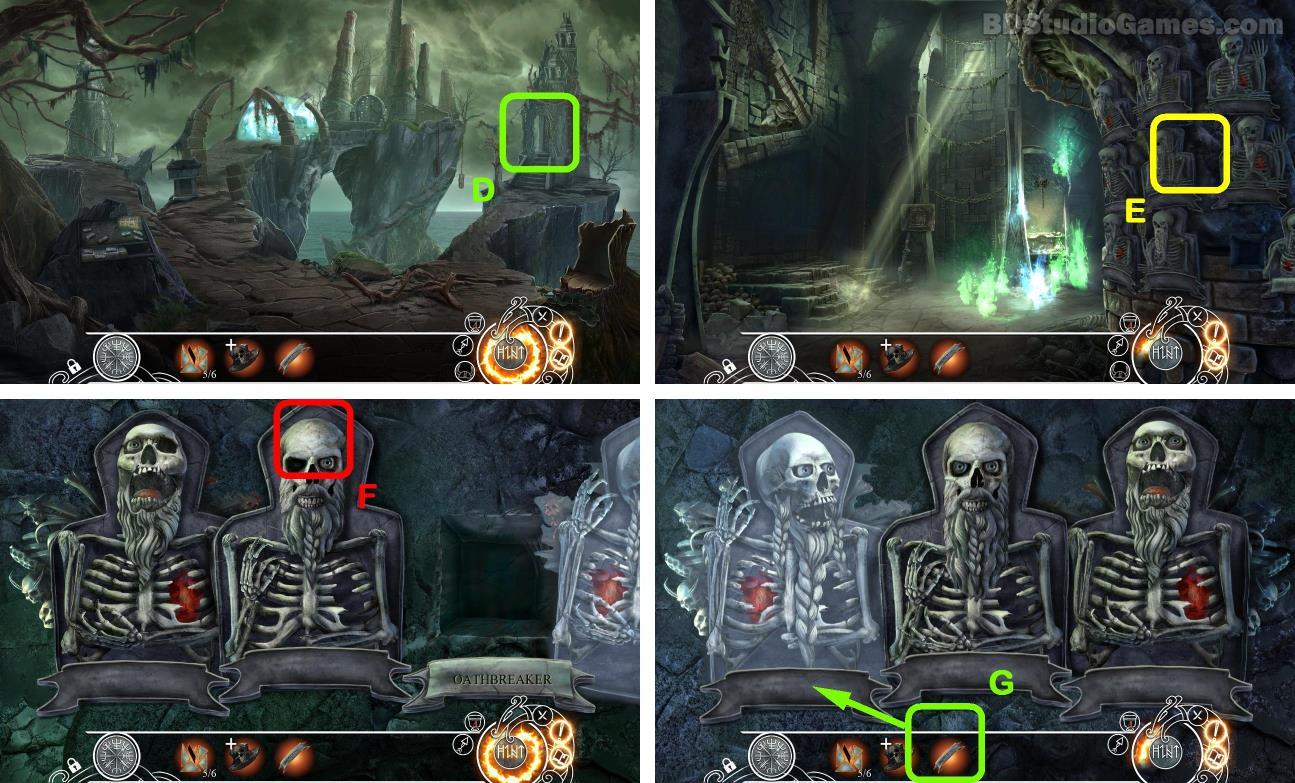 Saga of the Nine Worlds: The Hunt Walkthrough Screenshot