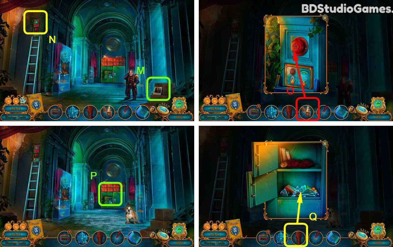 Secret City: The Human Threat Walkthrough Screenshot 0022