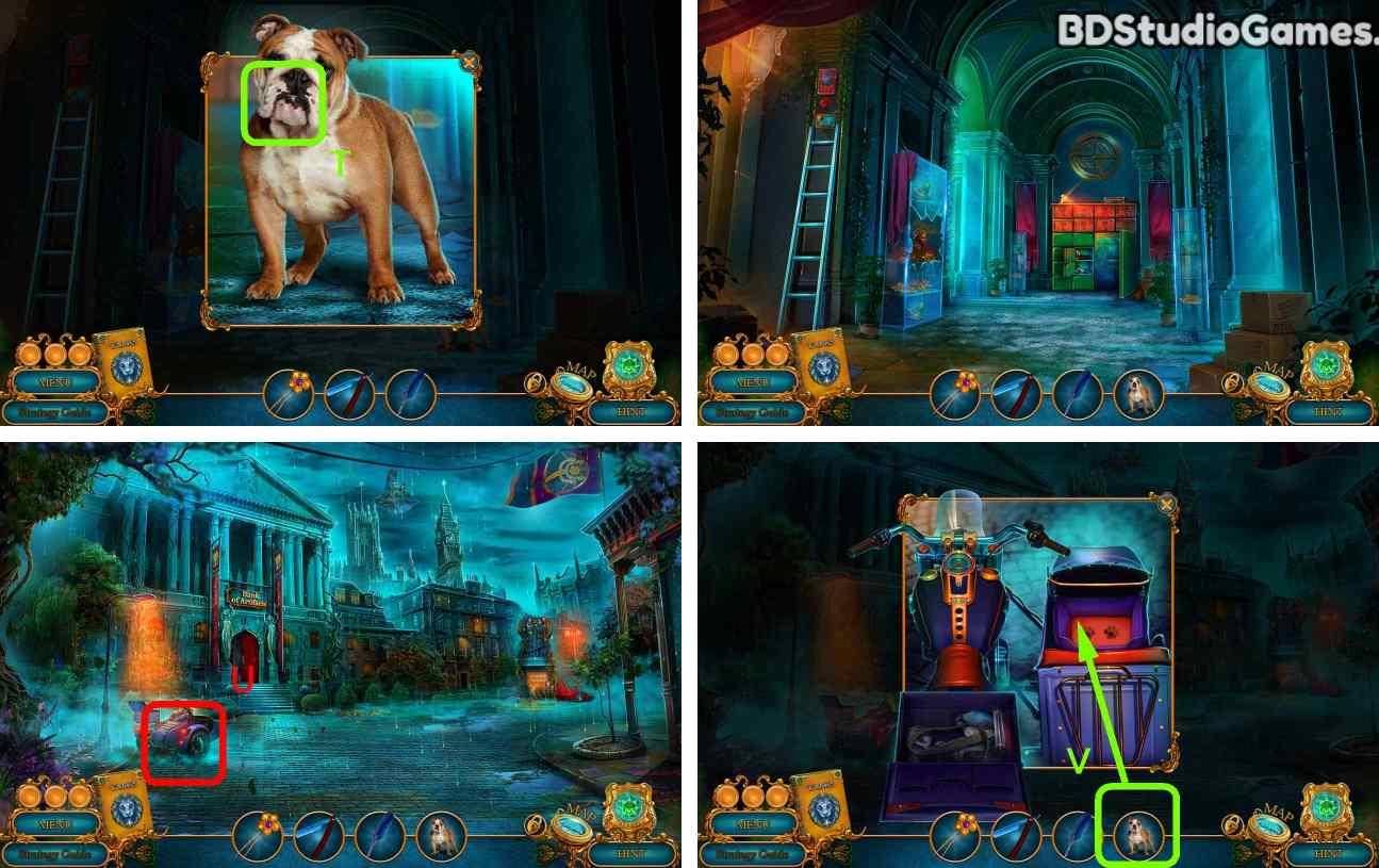 Secret City: The Human Threat Walkthrough Screenshot 0030