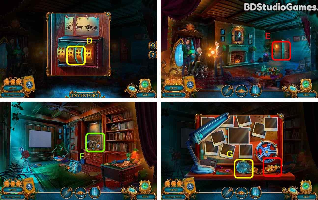Secret City: The Human Threat Walkthrough Screenshot 0039
