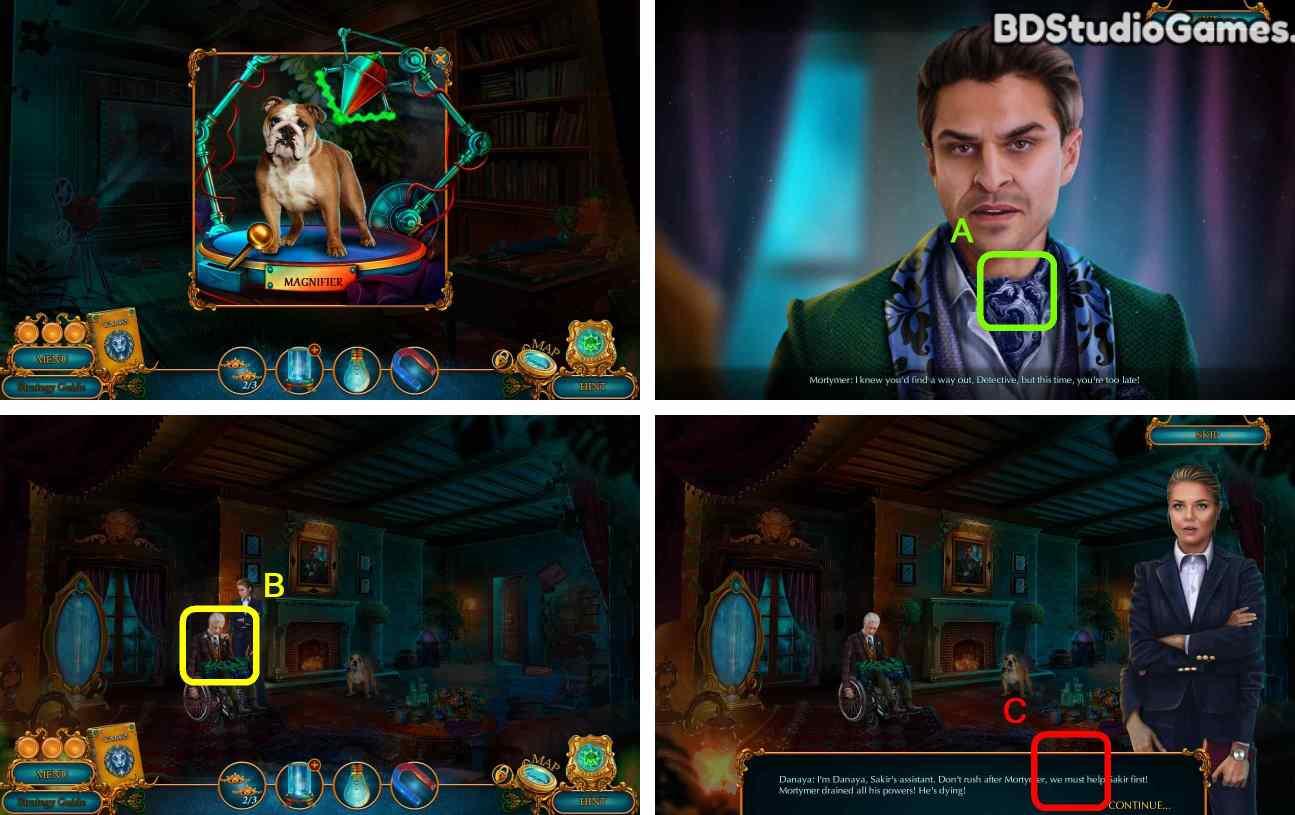 Secret City: The Human Threat Walkthrough Screenshot 0045