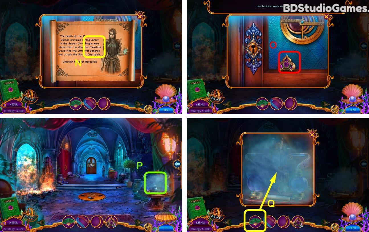 Secret City: The Sunken Kingdom Walkthrough Screenshot 0042