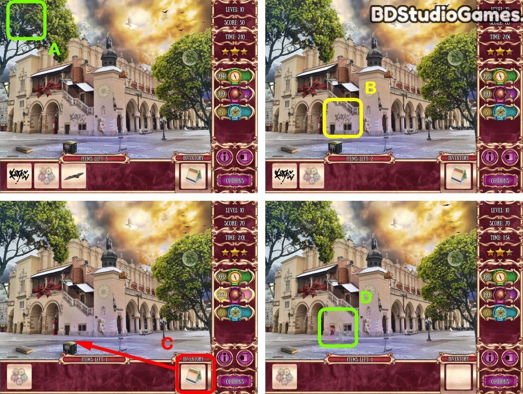 Secret Investigations: Revelations Walkthrough Screenshot 0025