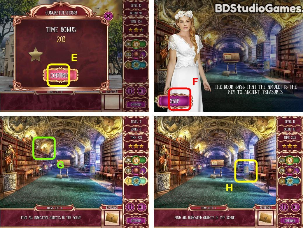 Secret Investigations: Revelations Walkthrough Screenshot 0026