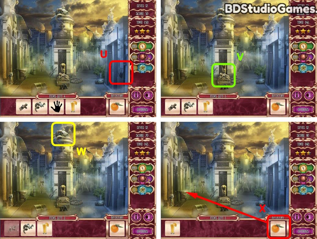Secret Investigations: Revelations Walkthrough Screenshot 0030
