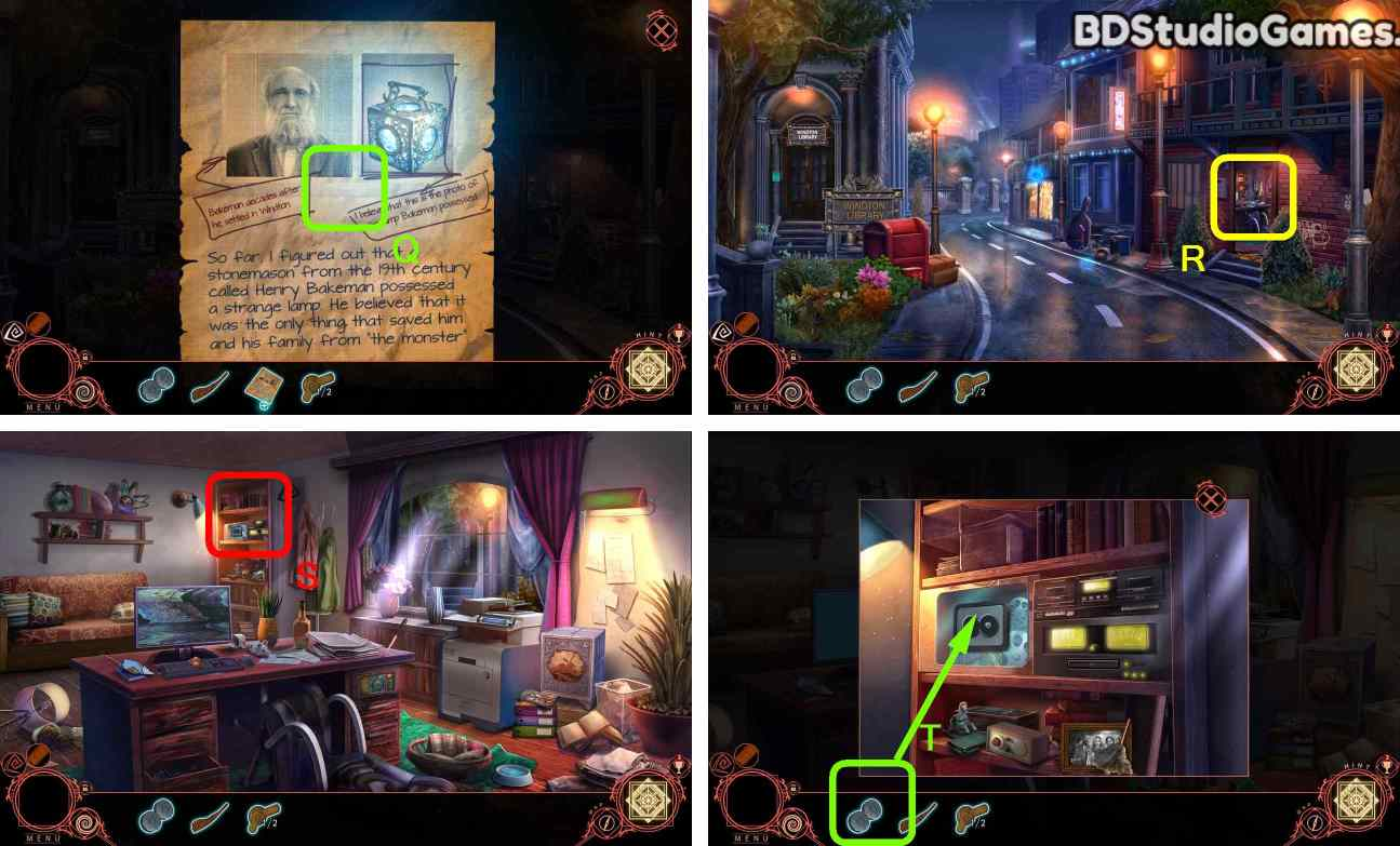 Shadowplay: Harrowstead Mystery Walkthrough Screenshot 0014