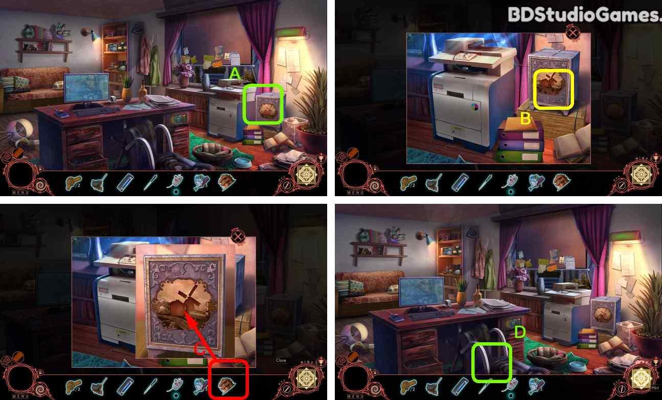 Shadowplay: Harrowstead Mystery Walkthrough Screenshot 0023