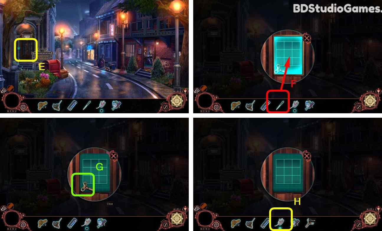 Shadowplay: Harrowstead Mystery Walkthrough Screenshot 0024