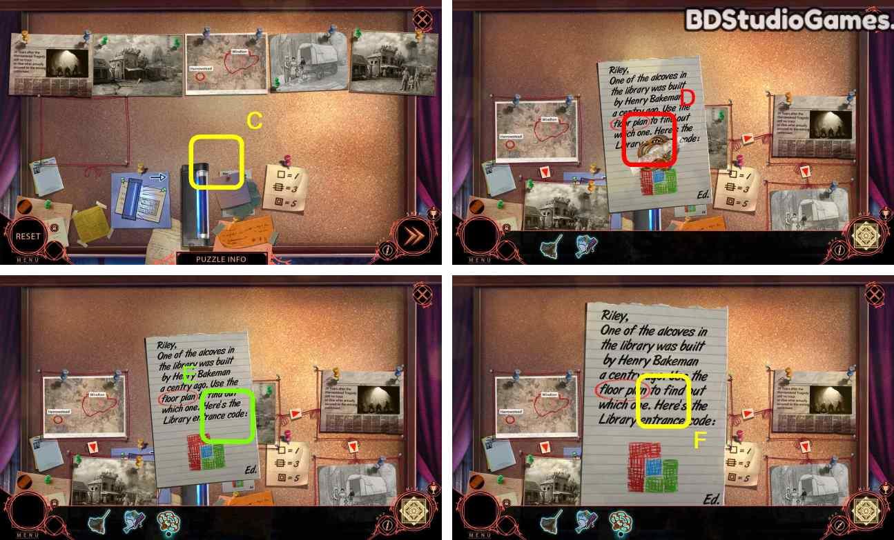 Shadowplay: Harrowstead Mystery Walkthrough Screenshot 0030