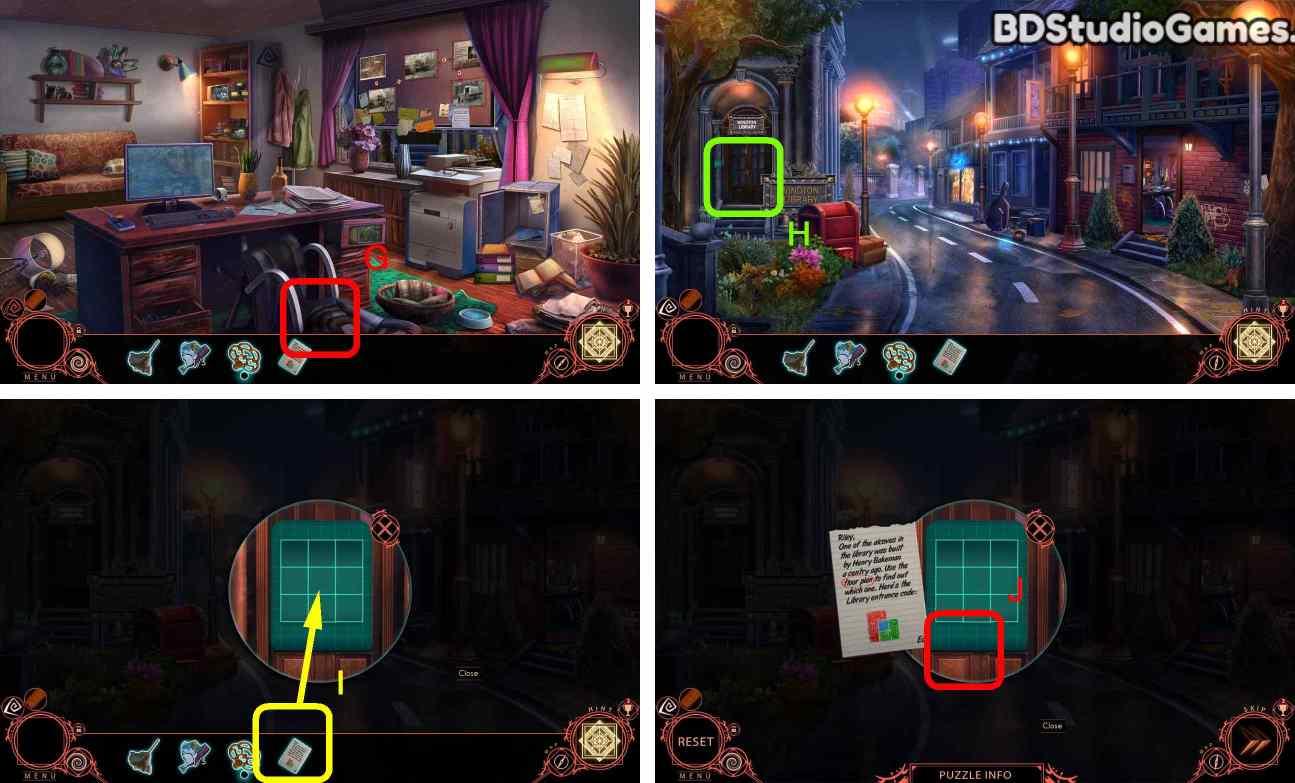 Shadowplay: Harrowstead Mystery Walkthrough Screenshot 0031