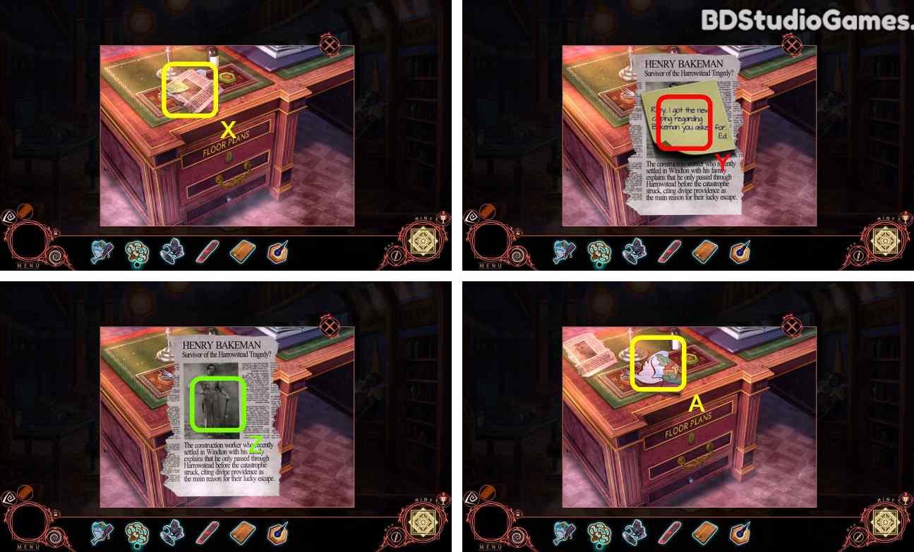 Shadowplay: Harrowstead Mystery Walkthrough Screenshot 0035