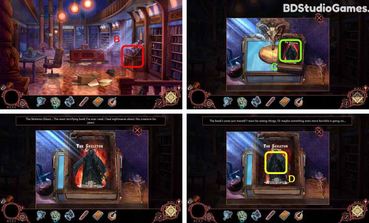 Shadowplay: Harrowstead Mystery Walkthrough Screenshot 0036