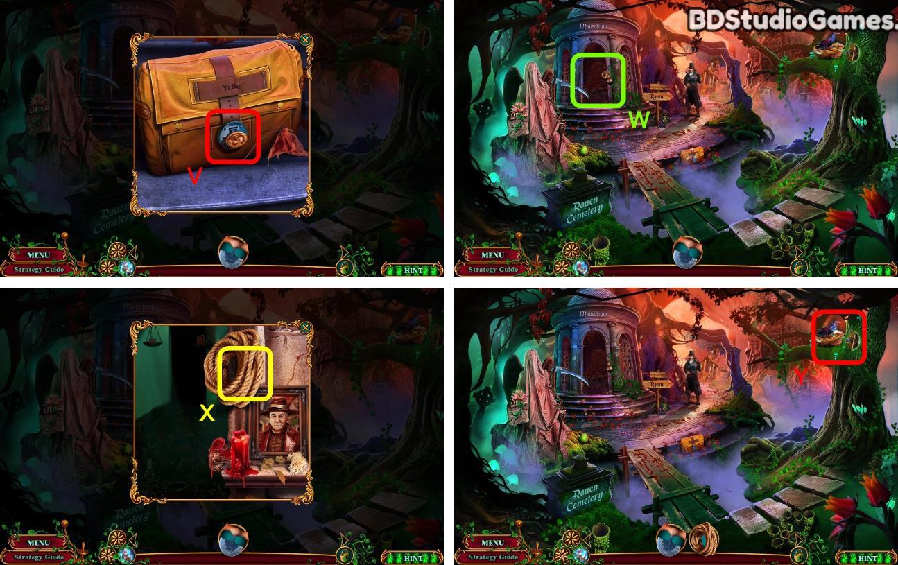 Spirit Legends: The Forest Wraith Walkthrough Screenshot 0002