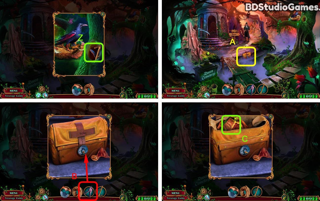 Spirit Legends: The Forest Wraith Walkthrough Screenshot 0003