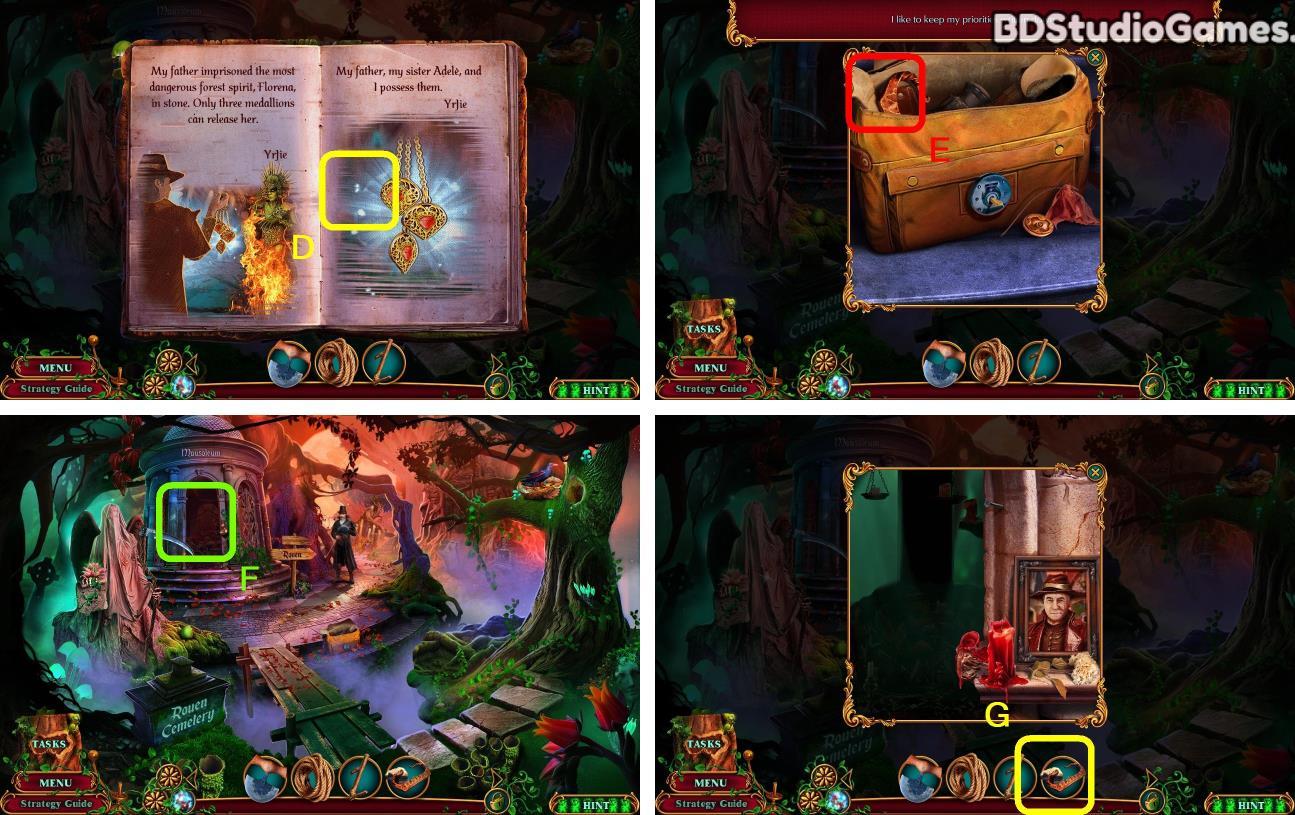 Spirit Legends: The Forest Wraith Walkthrough Screenshot 0004